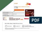 Payment Receipt Online