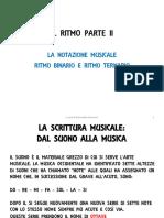IL RITMO PARTE II (1)