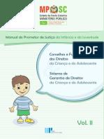 Manual Do Promotor de Justiça Da Infância e Da Juventude