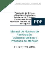 Auditoria Medica - Facturacion