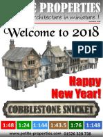 Petite Properties January Newsletter 2018