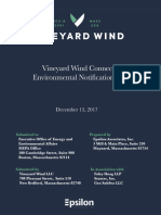 Complete 155-page Vineyard Wind submission