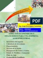 Clase 9-Aspectos Economicos y Financieros