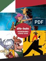Novedades Dibbuks enero 2018