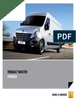 Rm009814 Renault Folheto Master Furgao