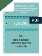 Nanobiomateriale Curs 4