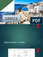 Greece Presentation ppt