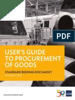 ADB Goods Users Guide