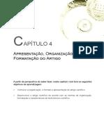 Apresentação e Formatação do TCC