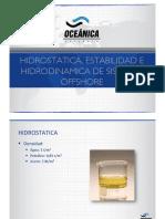 Hidrostatica_ Estabilidade e Hidrodinamica de Sistemas Offshore (Oceanica)