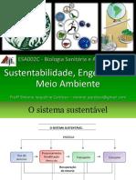 Aula 16.10.2013 - Sustentabilidade