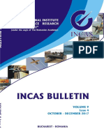 INCAS BULLETIN Vol 9 Issue 4 Internet First Pg