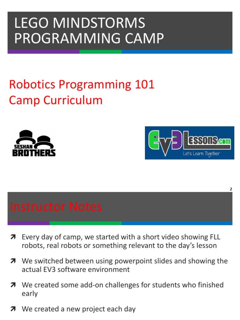 NXTBeginner pptx | Computing | Technology
