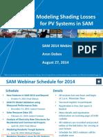 Sam Webinars 2014 Pv Shading