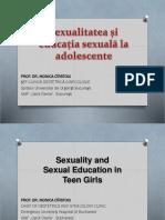 Sexualitatea Si Educatia Sexuala La Adolescente.tradus 1