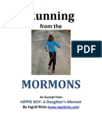 Running From the Mormons