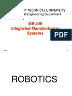 Me445 Robotics 2