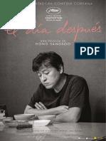El Día Después - Pressbook Argentina