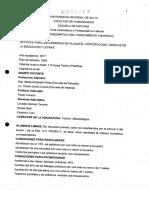 Problemática Del Conocimiento Cientifico P00-2017