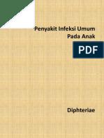 5. Infeksi Difteri, Pertusis Dan Tetanus