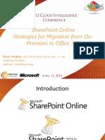 Whitepaper SharePoint Online Migration Strategies