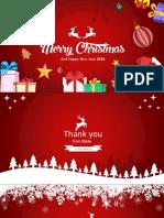 9Slide - Christmas Template
