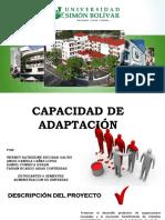adapaccion