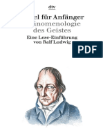 Ralf Ludwig_ Georg Wilhelm Friedrich Hegel-Hegel für Anfänger_ Phänomenologie des Geistes-Deutscher Taschenbuch Verlag (1997).pdf