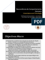 Neurociencias. i Parte.2014
