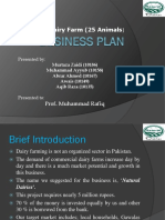 Business plan dairy farm.ppt