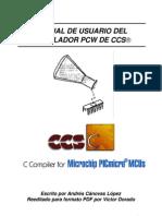 Munual compilador CCS- PICC