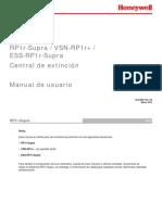 Honeywell NOTIFIER MANUAL.pdf