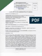 Contrato de Compras Nº 00024 Ondas