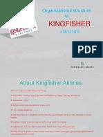 Kingfisherairlines ORGANISATION CHART