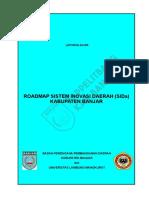 2014 Road Map Sistem Inovasi Daerah SIDa Kabupaten Banjar Protect