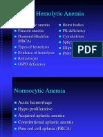 Hemolytic