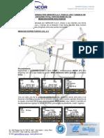 Estacion Total ES-105 MDR (Distancia Entre Puntos)