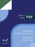 PSICO-AliciaRodríguez- Construccion Del Ambiente Residencial