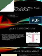 Exposicion Sistema Metrico