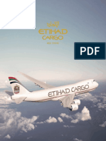 Etihad Cargo Brochure