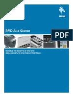 Rfid at a Glance Brochure