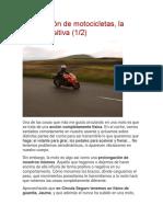 Conducción de Motocicletas