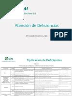 2017 07 05_Presentacion SEAL Deficiencias