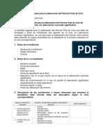4 1 Criterios y Formatos p Elaborar Informe Final de Ciclo