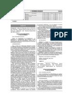Nts 114 Norma Sanitaria Para Almacenamiento de Alimento MINSA