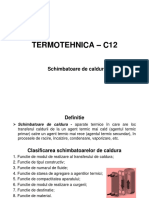 Termotehnica – c12-A
