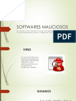 Softwares Maliciosos