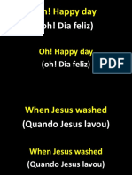 Happy Day - Dia Feliz (Slide)