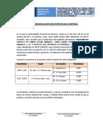 Acta de Designacion de Puntos de Control Exp Periodico