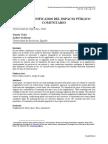 Usos y Significados Del Espacio Público Comunitario